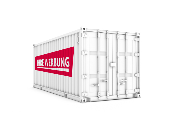 Mobile Wärmezentrale 950 kW Container Standard