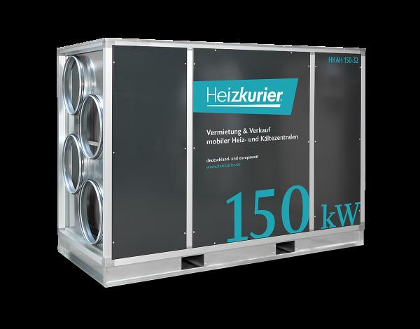 Mobiler Airhandler 150 kW