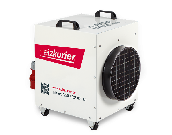 Mobiler Elektrolufterhitzer HKLE 18 kW