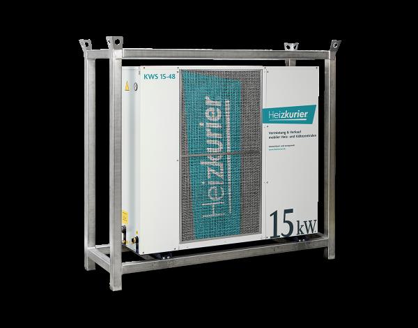 Mobiler Kaltwassersatz 15 kW
