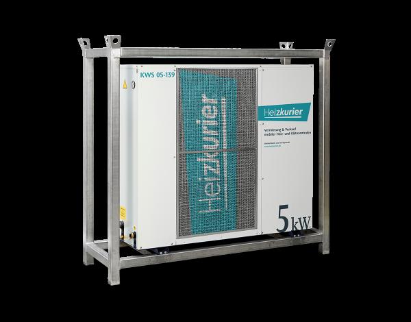Mobiler Kaltwassersatz 5 kW