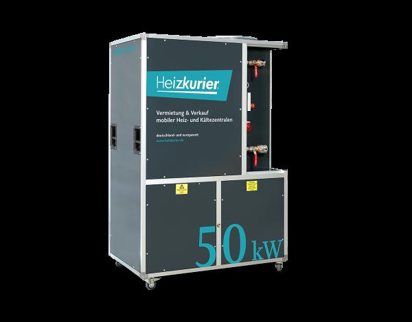 Mobiler Airhandler 50 kW