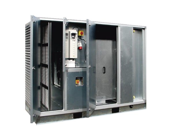 Mobiler Airhandler HKAH 20 kW