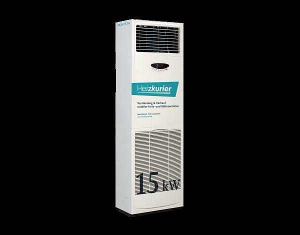 Mobiler Airhandler 15 kW